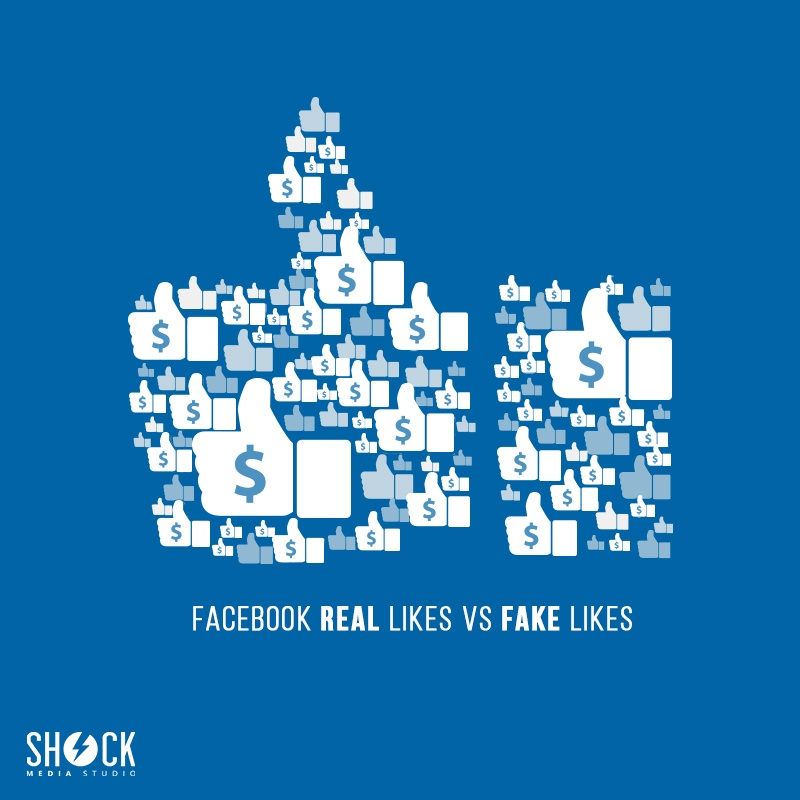 Coffee Chat with our Customers: Facebook Real Likes vs Fake Likes
